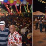 Cézar Bombeiro agradece população da Liberdade.