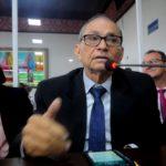Chico Carvalho voltará a ser 1º secretário da Mesa.