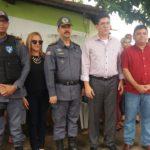 Segunda Companhia de Policiamento é inaugurada.