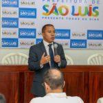 Raimundo Penha articula apoio para Via Sacra 2019