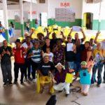 Osmar Filho visita bairros, dialoga com moradores e participa de encontro com cantadores de Bumba Boi
