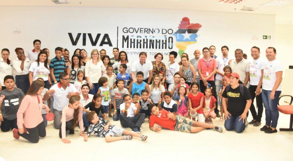 Marcelo Poeta realiza mais uma edição do Projeto Cidadão Mirim com crianças e adolescentes do Anil