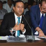Ricardo Diniz discute com SSP sobre roubo de cargas