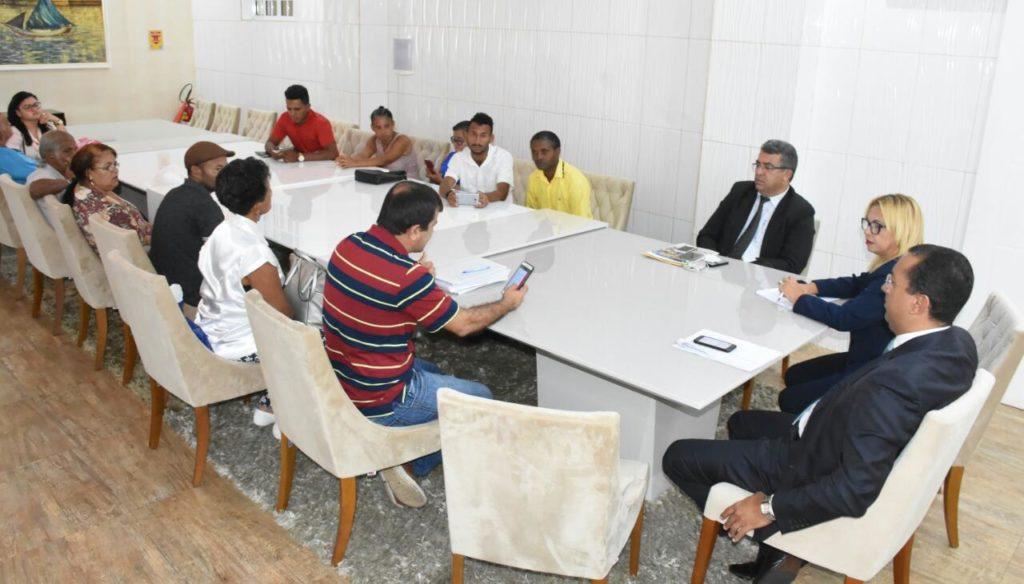 Produtores culturais buscam apoio da Câmara Municipal de São Luís