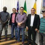 Em reunião com Nato Junior, prefeito Edivaldo garante a construção de uma nova feira no Coroadinho