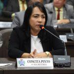 Projeto de Lei de Concita Pinto institui campanha permanente de combate e prevenção à importunação sexual nos meios de transportes público
