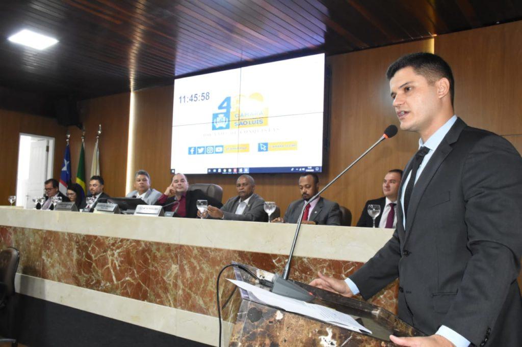 O delegado Thiago Dantas Freire