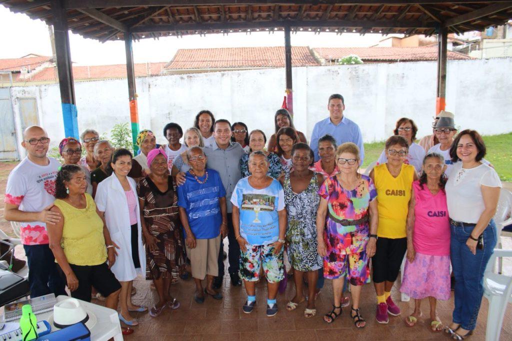 Penha destina R$ 100 mil para Centro de Atenção Integral à Saúde do Idoso