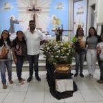 Vereador Paulo Victor prestigia início do Festejo de Santo Antônio na comunidade do Baixão