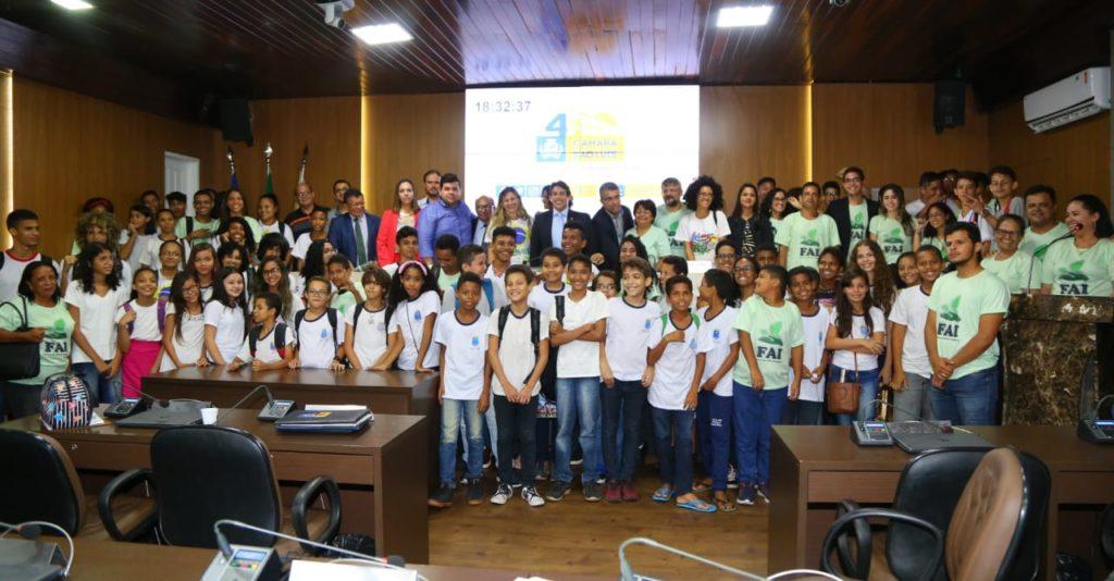 Audiência pública foi proposta pelo presidente da Casa, Osmar Filho.