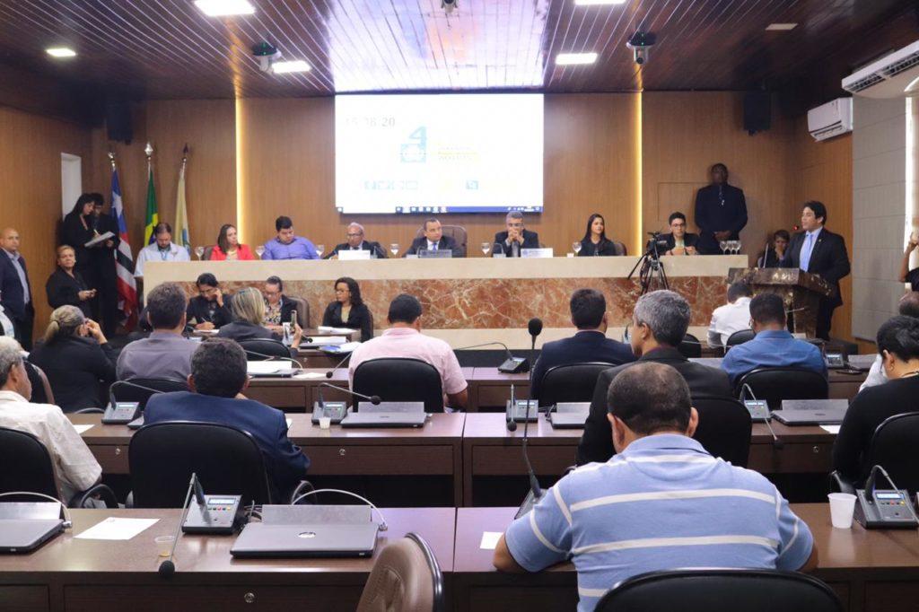Audiência pública foi proposta pelo presidente da Casa, Osmar Filho. Foto: Hadson Chagas