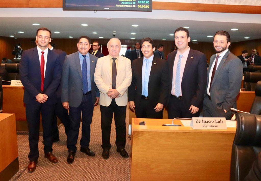 Osmar Filho visita deputados e ratifica parceria em favor de São Luís