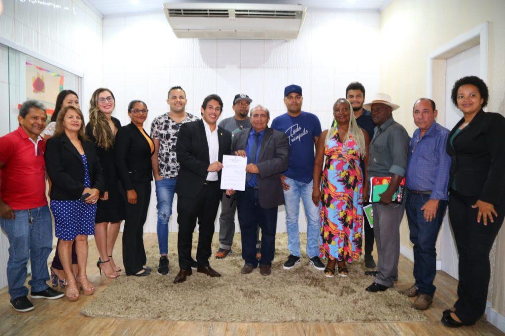 """Lei """"Prata da Casa"""", do vereador Chaguinhas, é promulgada em São Luís"""