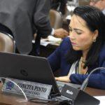 Concita Pinto solicita fiscalização do descarte de detritos indevidos