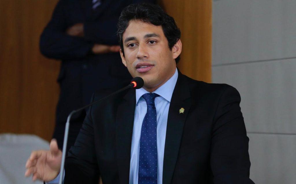 O vereador Osmar Filho