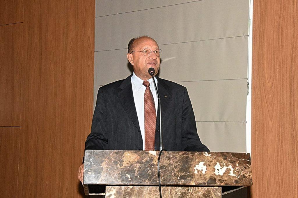 O vereador Pavão Filho.