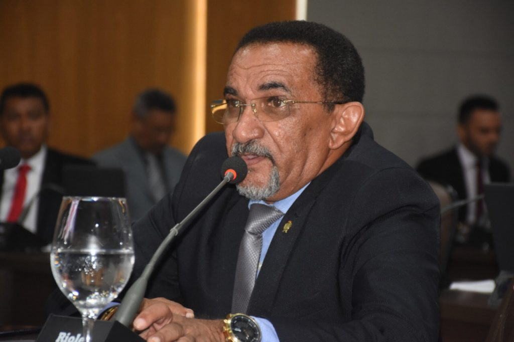 O vereador Joãozinho Freitas