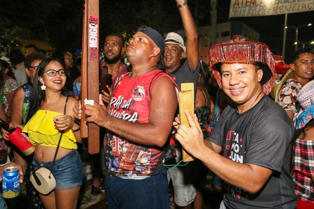 Raimundo Penha participa da festa de São Marçal