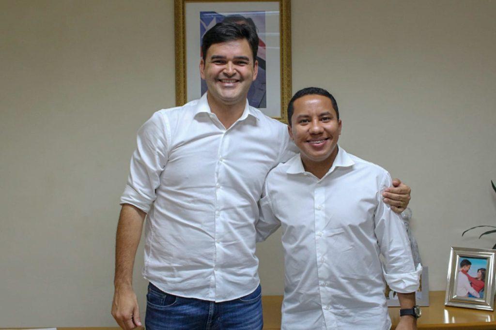 Penha e Rubens Jr. discutem regularização fundiária de bairros de São Luís