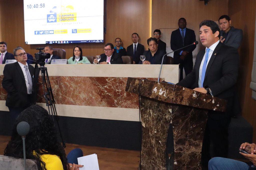 Presidente da Câmara disse que iniciativa é um movimento de amor e atitude por São Luís.