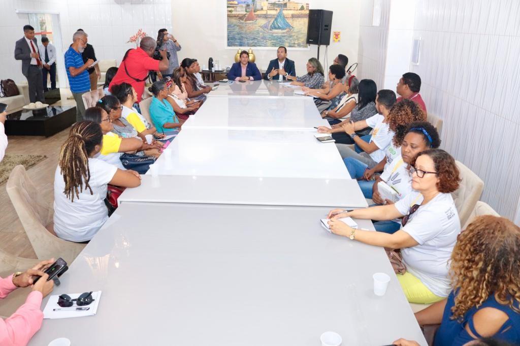 Vereadores garantem apoio às Escolas Comunitárias de São Luís