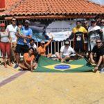 Estevão Aragão realiza ato pacífico em prol das praias de São Luís
