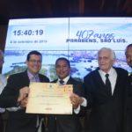 Câmara concede título de Cidadão Ludovicense para Luís Fernando Ramos