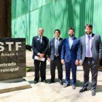 Em Brasília, vereadores solicitam retorno da Lei dos 30 Minutos em São Luís