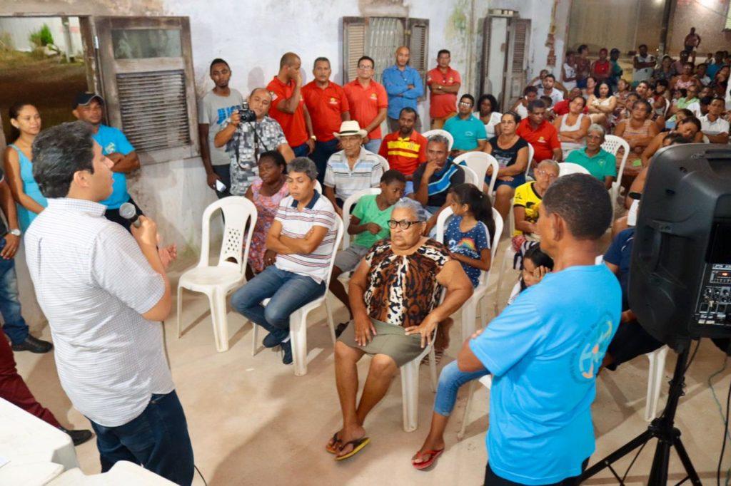 Osmar Filho amplia e fortalece diálogo com comunidades de São Luís