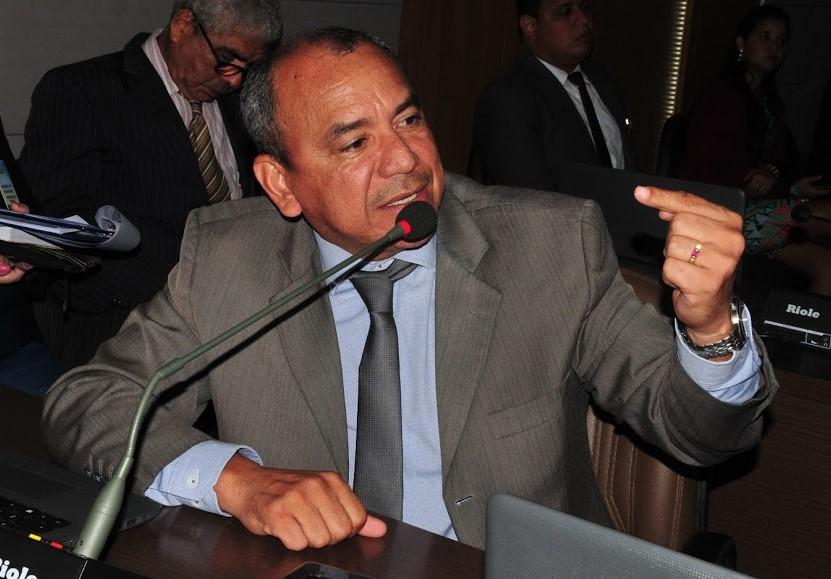 O vereador Genival Alves (PRTB)
