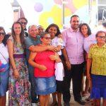 Moradores do Coroadinho e bairros vizinhos recebem ações do Saúde na Comunidade
