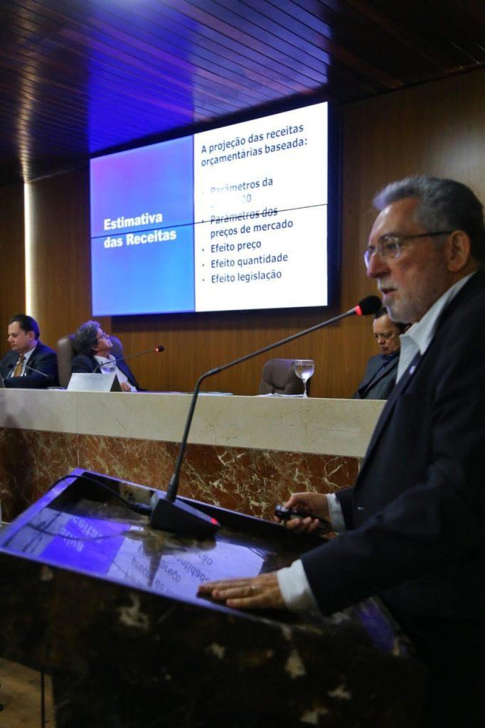 Audiência Pública na Câmara Municipal debate Lei Orçamentária Anual de São Luís para 2020
