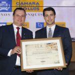 Giovanni Spinucci recebe título de cidadão ludovicense proposto pelo vereador Umbelino Júnior