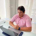 Osmar Filho prorroga medidas de prevenção ao Covid-19 na Câmara de São Luís