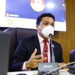 Co-vereador Jhonatan destaca vacinação na Cidade Olímpica e Painel da Diversidade