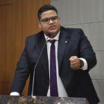 Marlon Botão defende o reajuste salarial para agentes de limpeza de São Luís