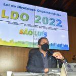 Câmara realiza audiência pública para discutir LDO nesta quarta-feira