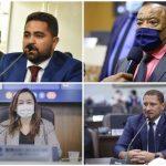 Vereadores solicitam ações na área de Esporte e Lazer aos governos municipal e estadual