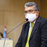 Vereador Marcial Lima solicita plano de recuperação da iluminação pública