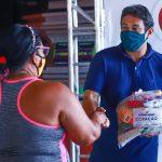 """Osmar Filho apoia e participa do lançamento do projeto """"Coração Solidário"""", na Zona Rural"""