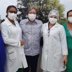 Pronto Socorro do Anil é reformado após solicitação do Dr. Gutemberg