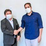 Zeca Medeiros se reúne com superintendente do Iphan