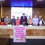 Audiência Pública discute panorama dos cânceres de mama e colo de útero em São Luís